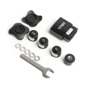 Система контроля давления в шинах СКДШ Bluetooth TPMS БОРТОВОЙ СИСТЕМЫ ДИАГНОСТИКИ для Android приложение 4 датчиков