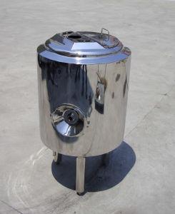 Industrieller Becken-Edelstahl poliertes mischendes Becken