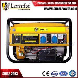 가정 사용 5000W 휘발유 엔진 가솔린 발전기를 위한 5kw Astra 한국 가솔린 발전기