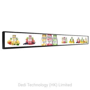 Dedi Ultra Wide pantalla táctil de 18,8 pulgadas para publicidad