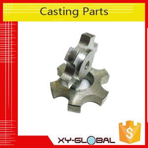 Motor eléctrico de aluminio moldeado a presión Cubierta Principal