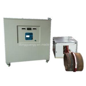 中国の鋼管の熱磁気誘導電気加熱炉の製造
