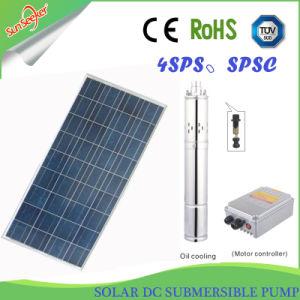 '' pompa solare di CC della presa 110m&1