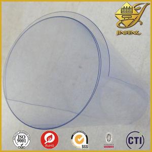 Haut de film plastique transparent en PVC médical