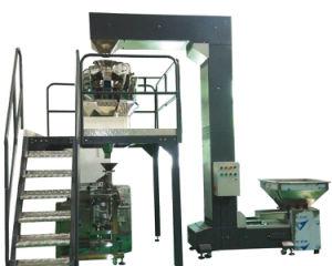 Tipo Z Food-Grade Transportador do Elevador de caçamba para sistema de embalagem