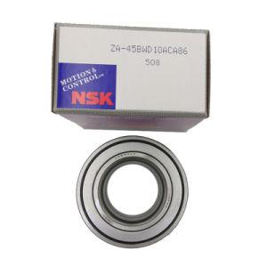 Larga vida 34bwd09un cojinete de cubo de rueda de NSK