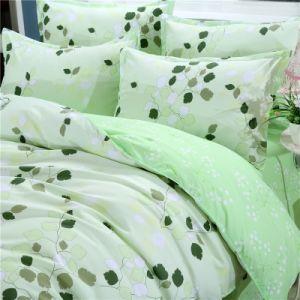簡単な様式によって印刷されるポリエステルホーム織物の寝具