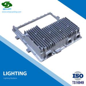 La fundición de aluminio artículos de iluminación La iluminación LED del radiador el disipador de calor