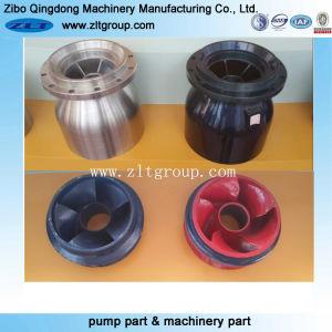 Pompe submersible en acier inoxydable Pièces de la pompe à turbine /vertical