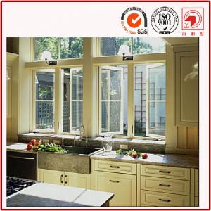 Bastidor de aluminio exterior de la ventana para cocina for Ventanas de aluminio para cocina