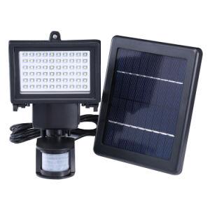 2018年のNewsky力の動きセンサーLEDの屋外のガレージの太陽機密保護ライト
