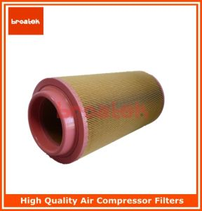 Замена фильтрующего элемента фильтра для воздушного компрессора Atlascopco (Часть 1627009499)