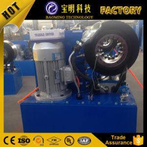 油圧ホースのひだが付く機械を修理する工場生産の掘削機の機械装置