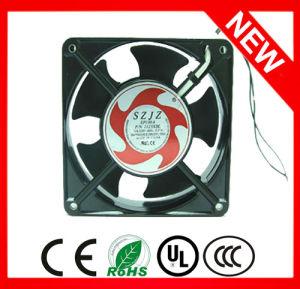 Bajo ruido AC 120x120x38 el ventilador axial, con 110V 115V 220V 240V 380V AC Ventilador de refrigeración