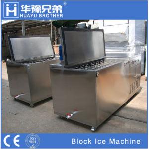 Schnee-Eis-Block, der Maschinen-Eis-Block-Hersteller bildet