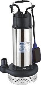 Carter de pompe submersible permanent en acier inoxydable