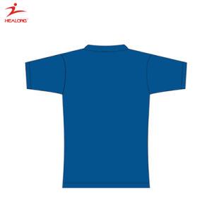 Healong 최고 판매 운동복 t-셔츠를 인쇄하는 새로운 형식 디자인 디지털