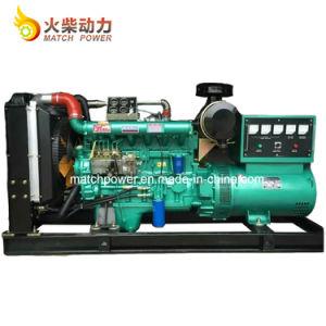 Wassergekühlter 6 Zylinder Weichai Motor-Diesel-Generator des Fabrik-Preis-150kw