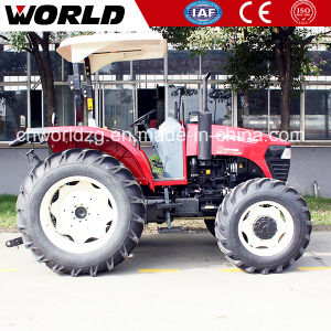 100HP 4WD Agricultural Machinery Farm Tractors Made in China