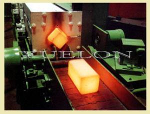 IGBTの中間周波数の自動挿入の誘導の鋼片のヒーター