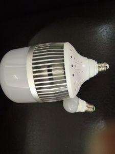 6W 10W 15W 20W 30W 40W 50W 60W 80W CFLの照明E27 LED球根ランプの平らな鳥籠LED高い湾ライトLED球根