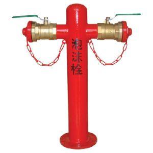 2018 La lucha contra incendios de alta calidad Hidrante de latón