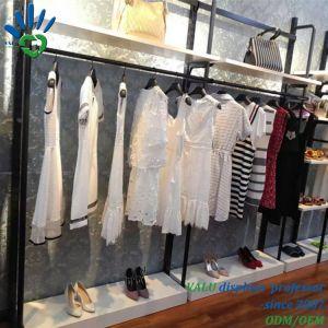 Personalizar el escaparate de la pared para los hombres Lady's Diseño de la tienda de prendas de vestir