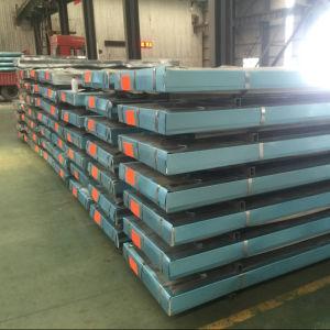 Strato d'acciaio del tetto del galvalume ondulato d'acciaio del materiale da costruzione di Gl