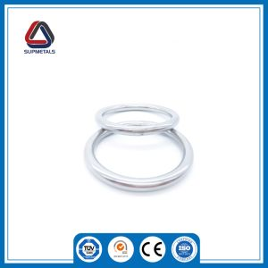 Optuigen van de O-ring van de Hardheid van het roestvrij staal het Materiële Hoge