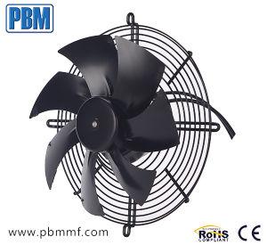 вентилятор Ec-AC 350mm 230V 400W осевой