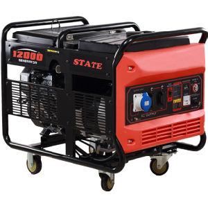 Profesional de alta calidad 9.5kw Generador Gasolina