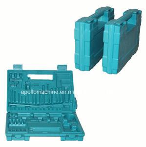 El trabajo de Verificación de plástico que la máquina de moldeo por soplado
