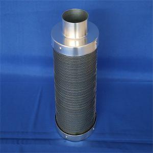 Lit de carbone de la profondeur de 50mm en carbone Filtre pour pièce de culture/croître tente Contrôle des odeurs