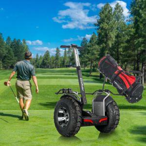 Carrelli di golf d'equilibratura del motorino 4000W 1266wh 72V di auto