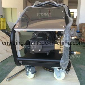L'industrie devoir professionnel de la pompe Ar 5000psi de pression électrique de la rondelle (HPW-DK5515SC)