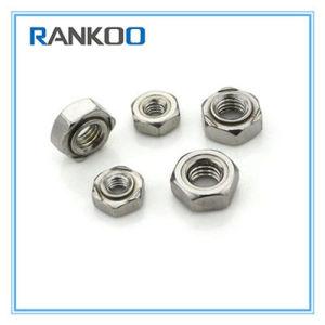 Souder les écrous hexagonaux en acier inoxydable DIN929