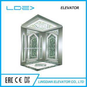 Vvvfの乗客のホーム観察のパノラマ式の別荘のガラス家の観光のエレベーター