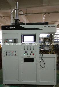La norme ISO 5660 ASTM E 476-15 1354 BS Calorimètre cône les équipements de test de laboratoire