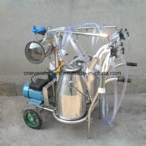真空ポンプ電気牛搾乳器の搾り出す機械2バケツSs