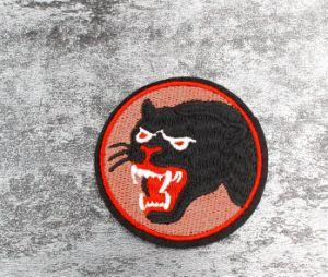 Club especial al por mayor y el logotipo bordado personalizado insignias