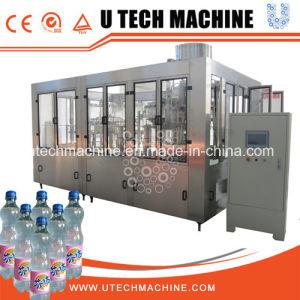 최신 판매는 청량 음료 충전물 기계를 탄화시켰다