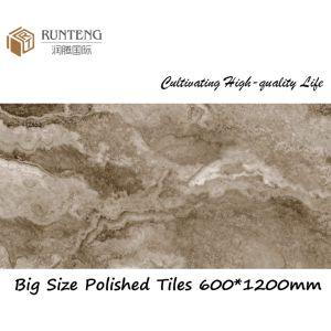 Porselein & Ceramische Verglaasde Rustieke Tegel voor Vloer en Muur