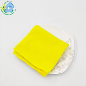 Pano de limpeza de toalha de microfibras pano de microfibra para limpeza (4001)