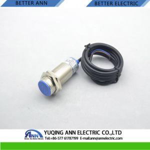 Salida de tipo cilindro LM24 Interruptor de proximidad inductivos 2 hilos no+Nc Sensor resistente al agua de metal