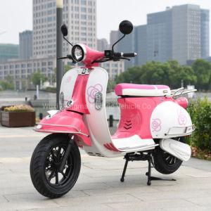 Dongma 4000W Scooter électrique avec batterie au lithium amovible Frein à disque CEE E-MARK