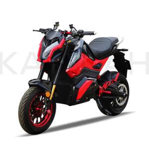 Moto de course électrique 72V 20Ah 2000W Moto Sport Z6