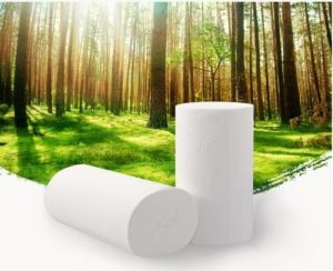 100% de la pulpa de madera virgen Toielt barato al por mayor de un pañuelo de papel grueso papel higiénico suave