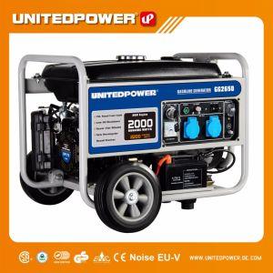 Использования в домашних условиях 2.0-2.8 квт небольшие портативные бензиновые и бензинового генератора с цены