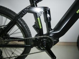 Le cyclo-cross Frame Trek Bafang électro vélo mi dur Pause hydraulique du moteur de vélo électrique