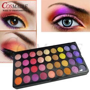 72 Eyeshadow paleta de cores de sua própria marca grossista de produtos cosméticos